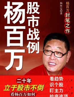 杨百万股市战例电子书封面