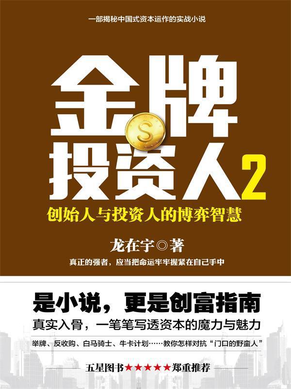 金牌投资人小说2